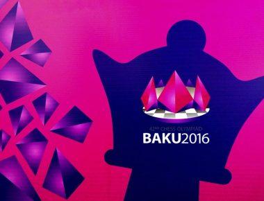 Bakı-2016