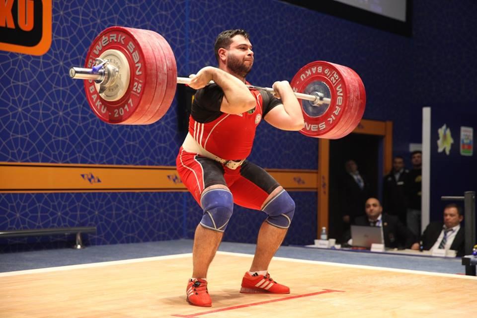 Atletimiz Dohada 9-cu ola bildi